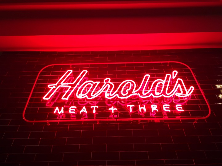 Harold's Meat + Three