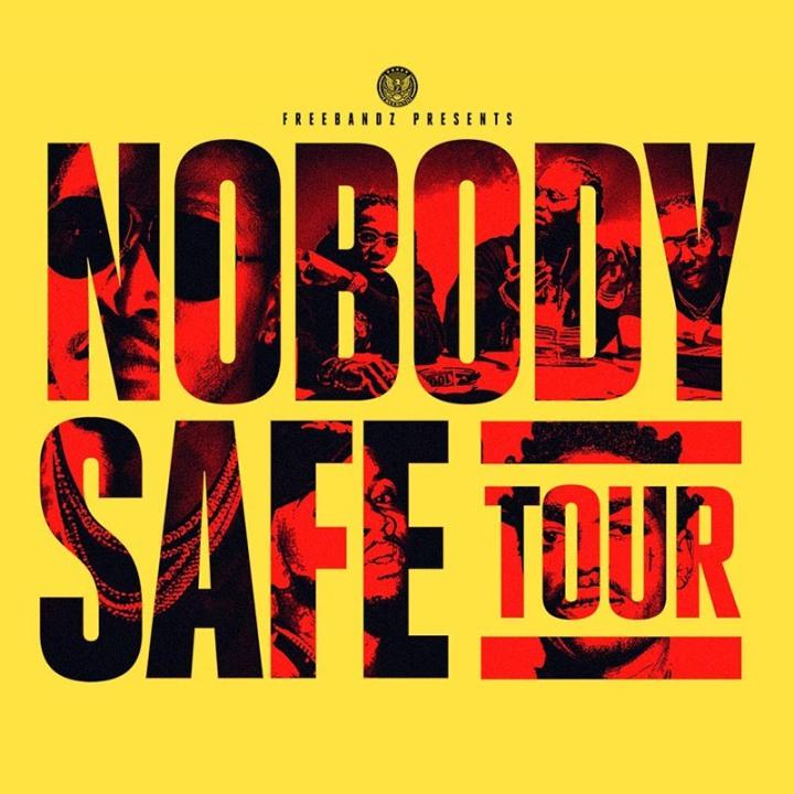 Nobody Safe Tour