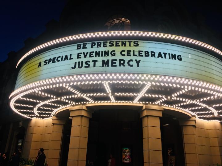 An Evening Celebrating JustMercy